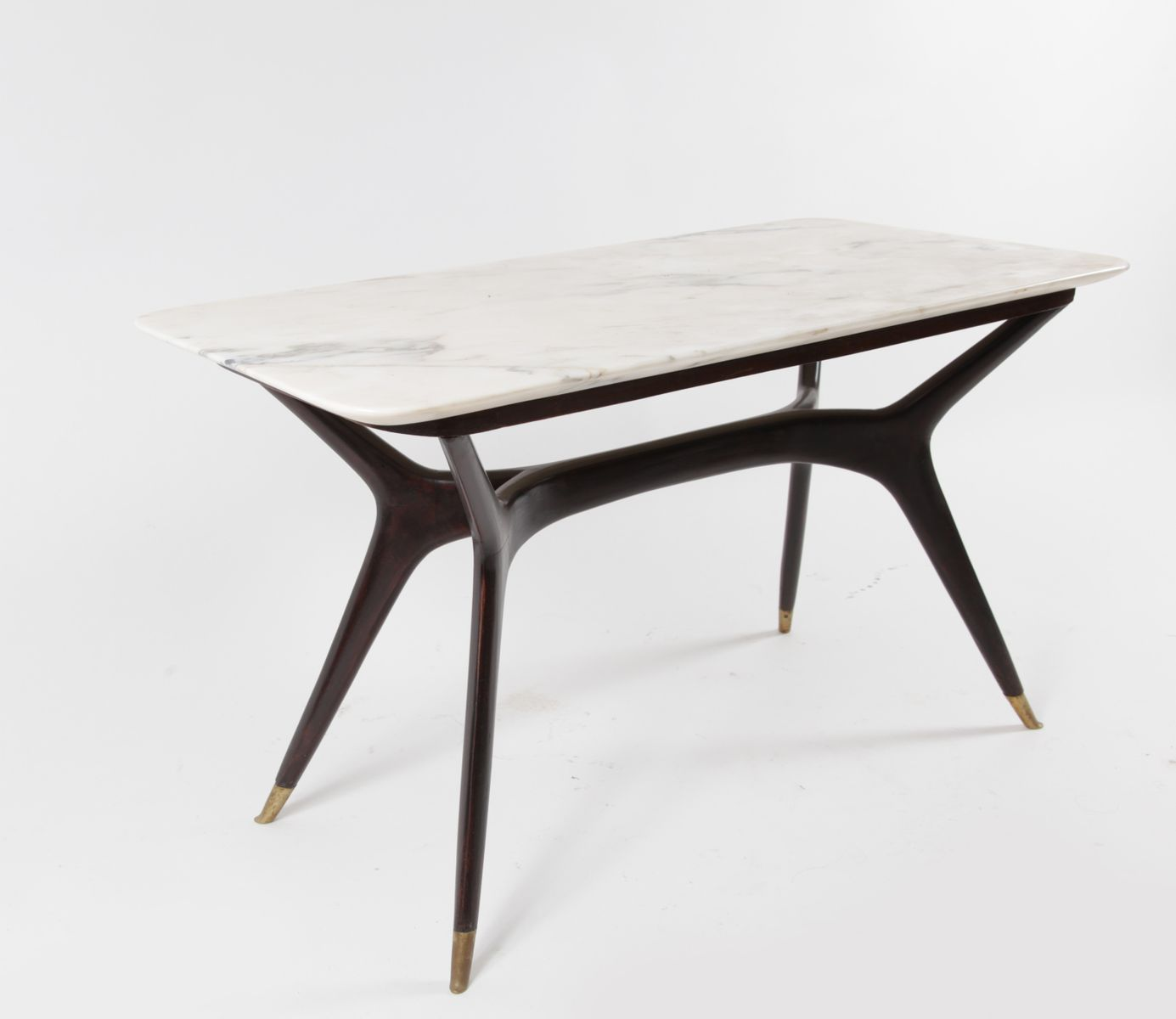 Italian Coffee Tables Marble Italian Marble Coffee Table By Ico Parisi 1950s For Sale At Pamono