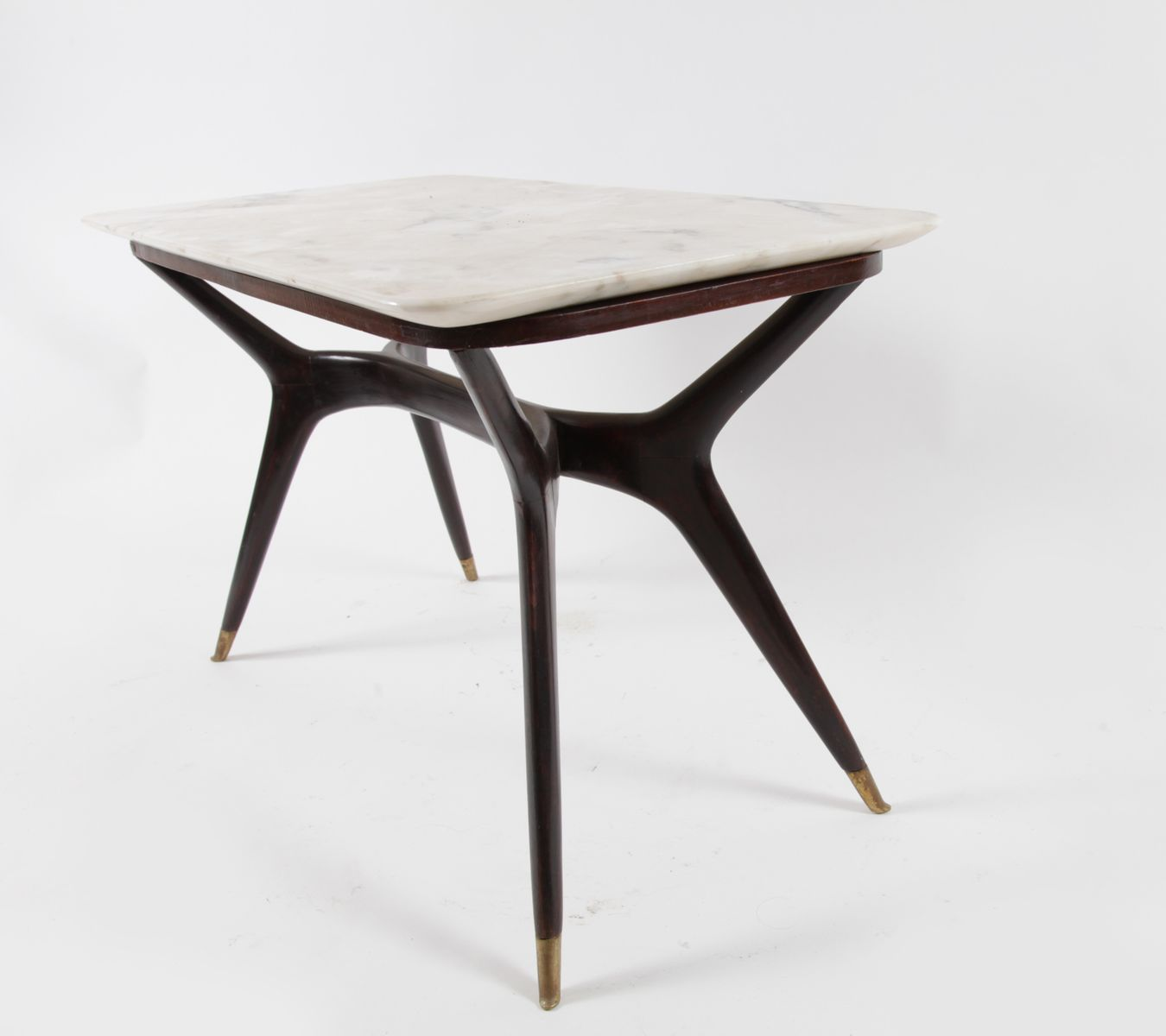 Italian Marble Coffee Table Italian Marble Coffee Table By Ico Parisi 1950s For Sale At Pamono