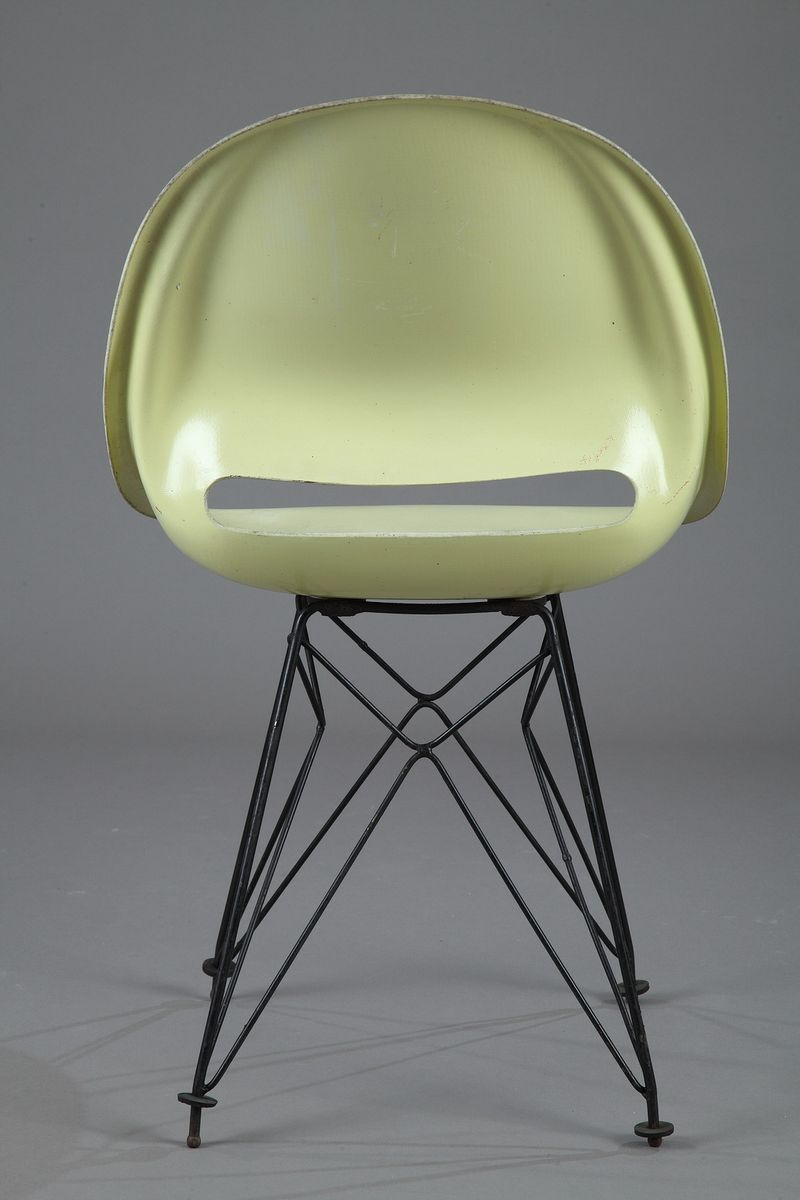 Mid Century Dining Chairs 1960s Set Of 4 For Sale At Pamono