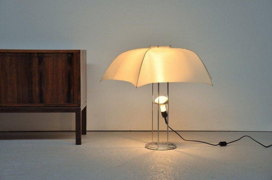 Vintage Umbrella Floor Lamp by Gijs Bakker for Artimeta for sale ...
