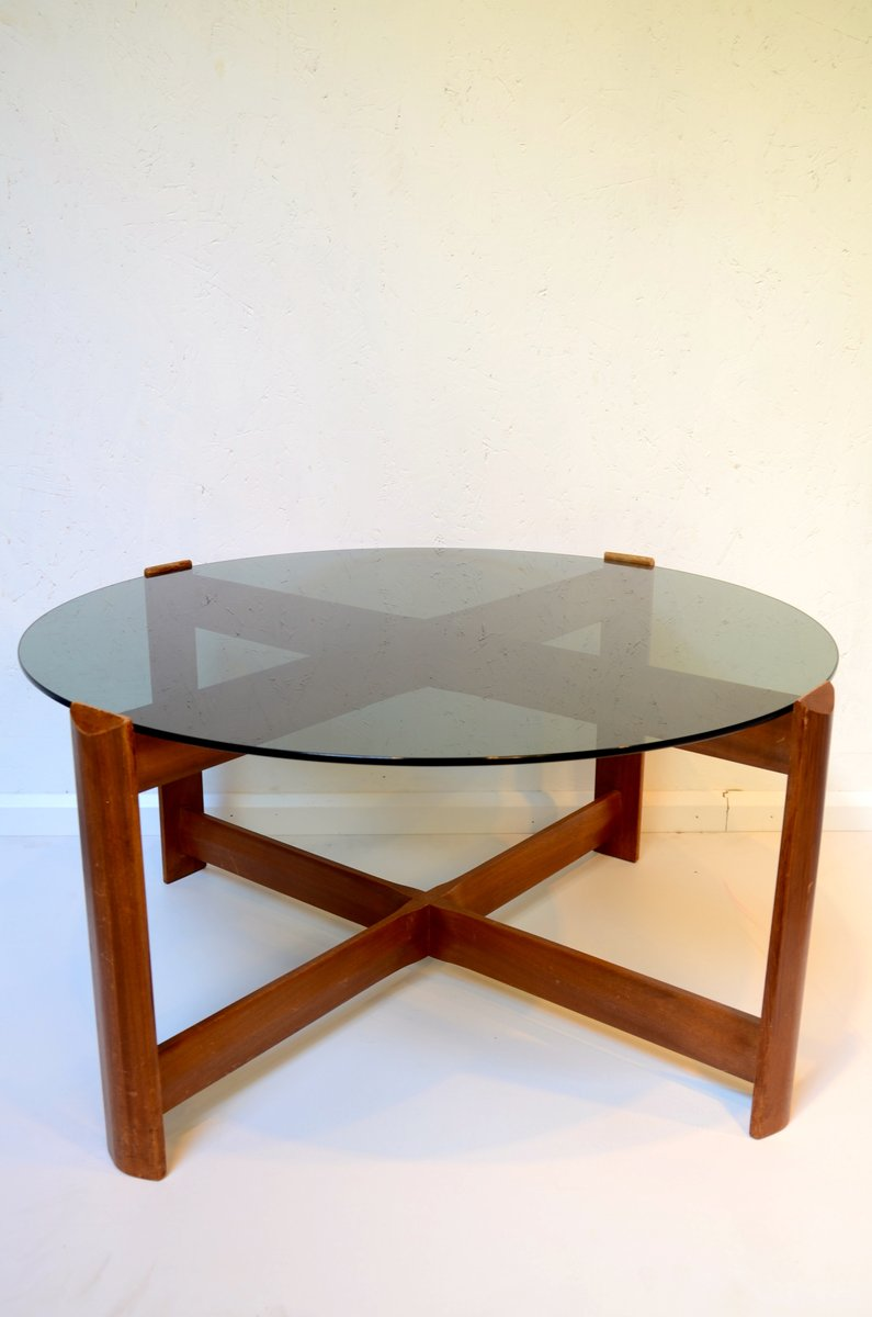 Vintage Small Danish Coffee Table For Sale At Pamono