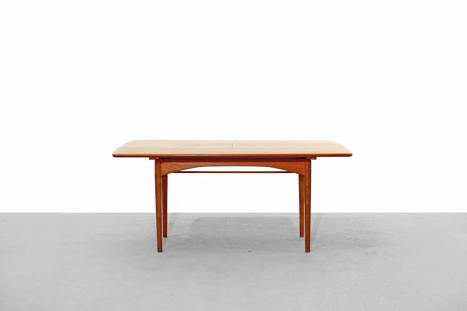 Teak Coffee Or Dining Table From Haisch 1960s For Sale At
