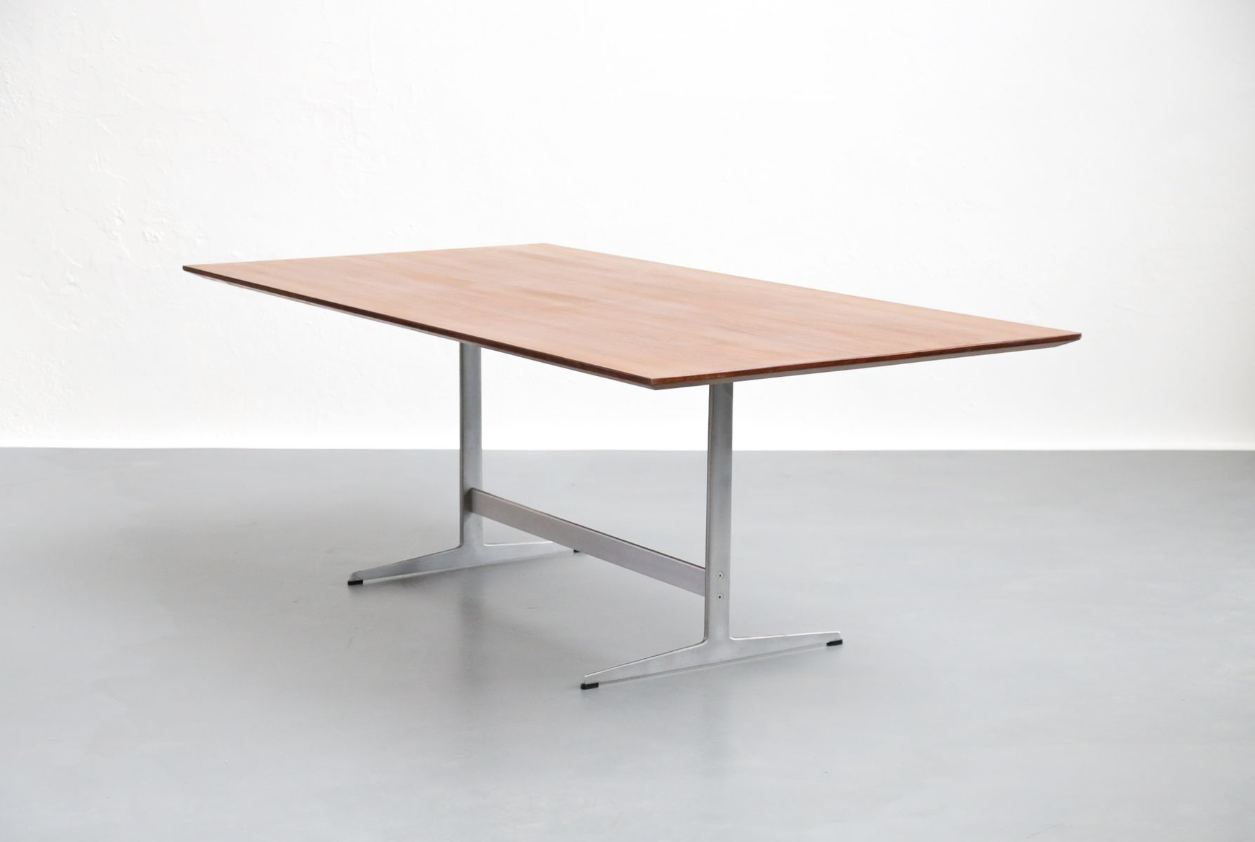Table de salon vintage par arne jacobsen pour fritz hansen - Table de salon antique ...