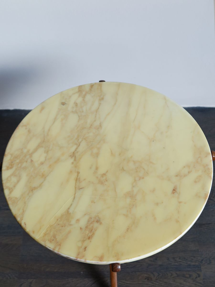 Italian Marble Coffee Table Vintage Italian Marble Coffee Table 1950s For Sale At Pamono