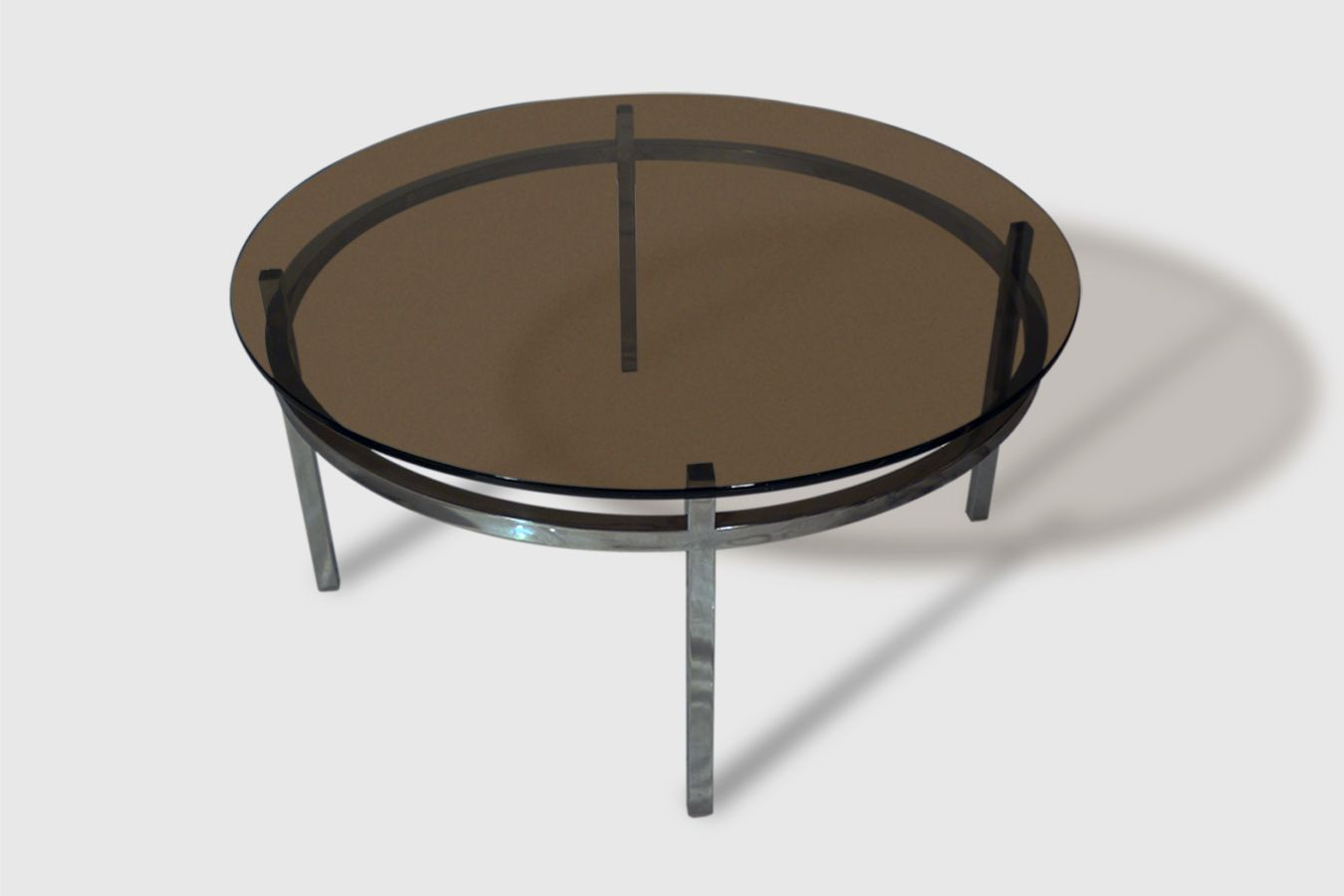 French round coffee table 1970s for sale at pamono for Round coffee tables for sale