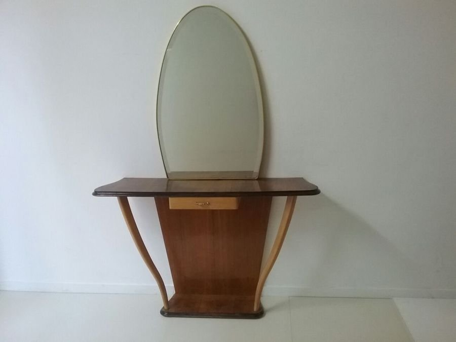 50s retro console table - photo #29