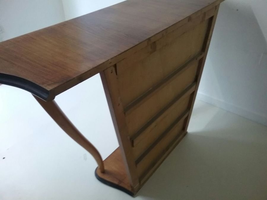 50s retro console table - photo #34