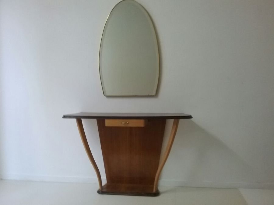 50s retro console table - photo #42