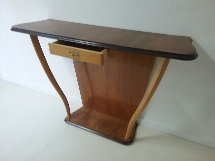 50s retro console table - photo #7