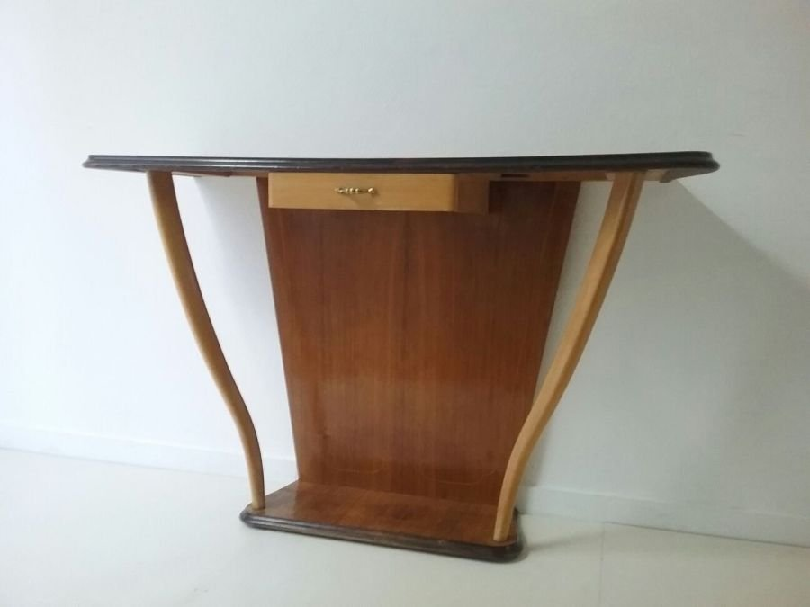 50s retro console table - photo #15