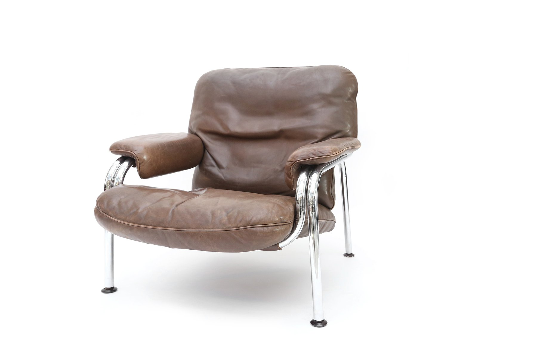 Vintage Club Chair by Walter Knoll for sale at Pamono