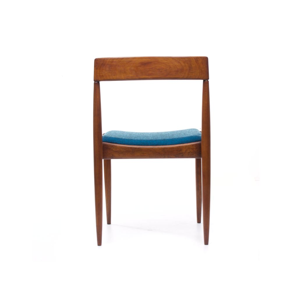 Vintage Dining Chairs From L Bke Set Of 4 For Sale At Pamono