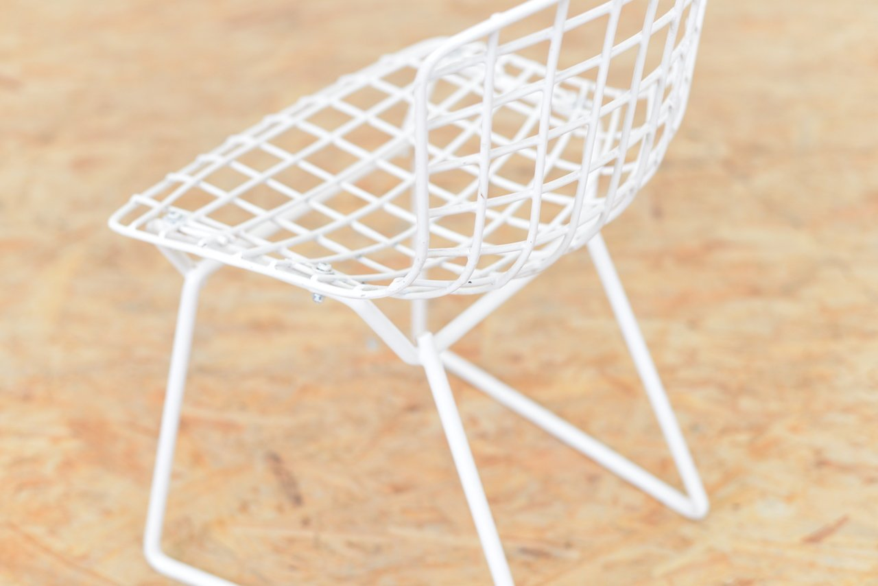Vintage Children\u0027s Chair by Harry Bertoia for Knoll for sale at Pamono