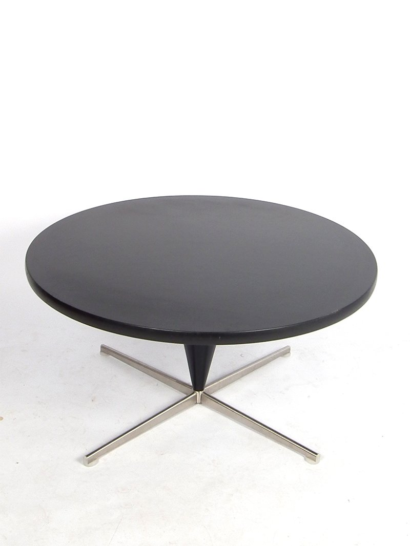 cone tisch von verner panton 1958 bei pamono kaufen. Black Bedroom Furniture Sets. Home Design Ideas