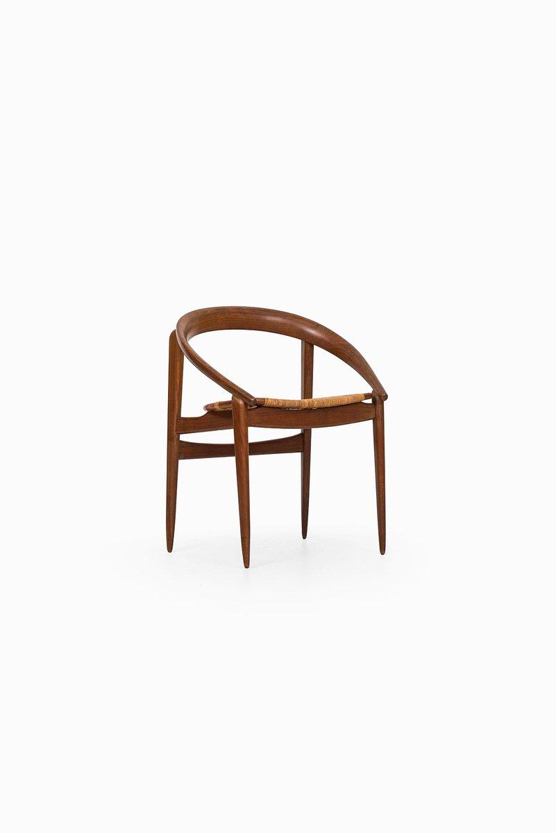 Armchair By H. Brockmann Petersen For Louis G. Thiersen, 1956