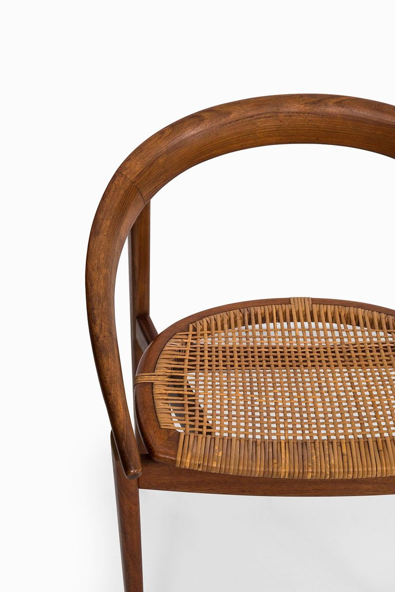 Armchair By H Brockmann Petersen For Louis G Thiersen