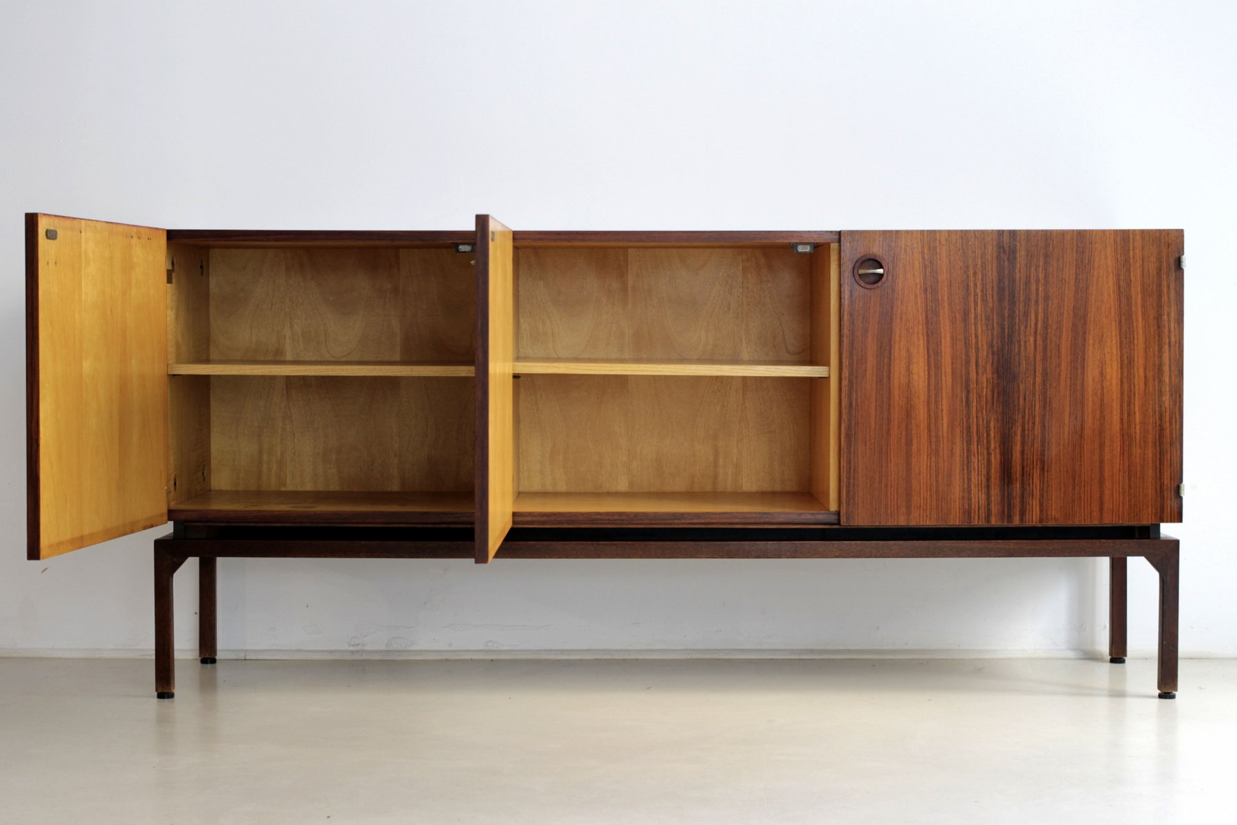 enfilade by g rard guermonprez for magnini 1960 for sale. Black Bedroom Furniture Sets. Home Design Ideas