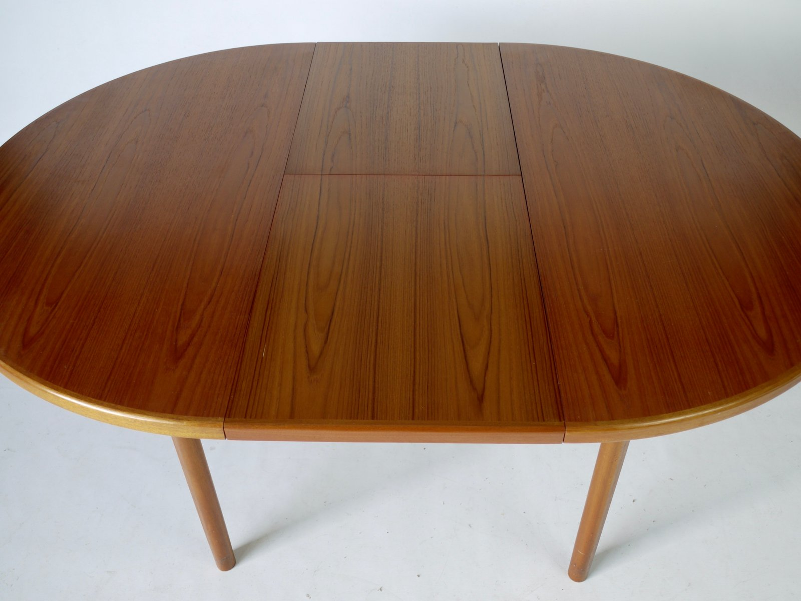 Teak Extendable Circular Dining Table from McIntosh 1970s  : teak extendable circular dining table from mcintosh 1970s 3 from www.pamono.com.au size 1601 x 1200 jpeg 106kB