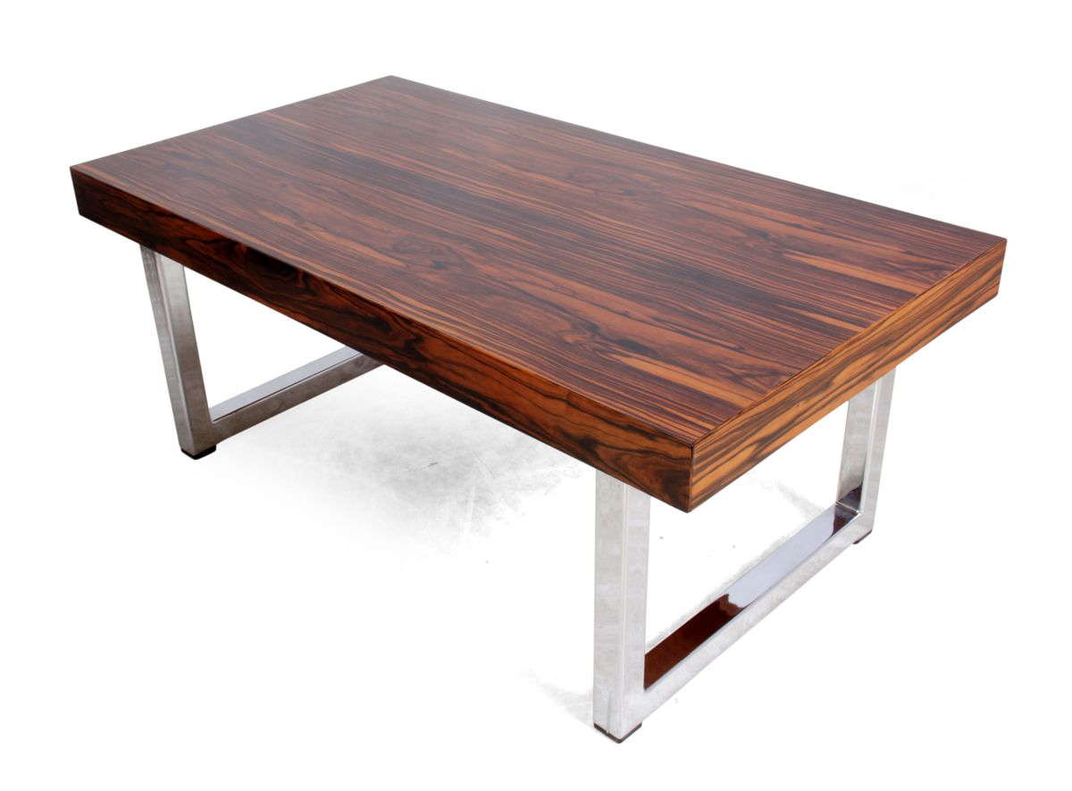 Gordon Russell Coffee Table Makassar Coffee Table By Trevor Chinn For Gordon Russell For Sale