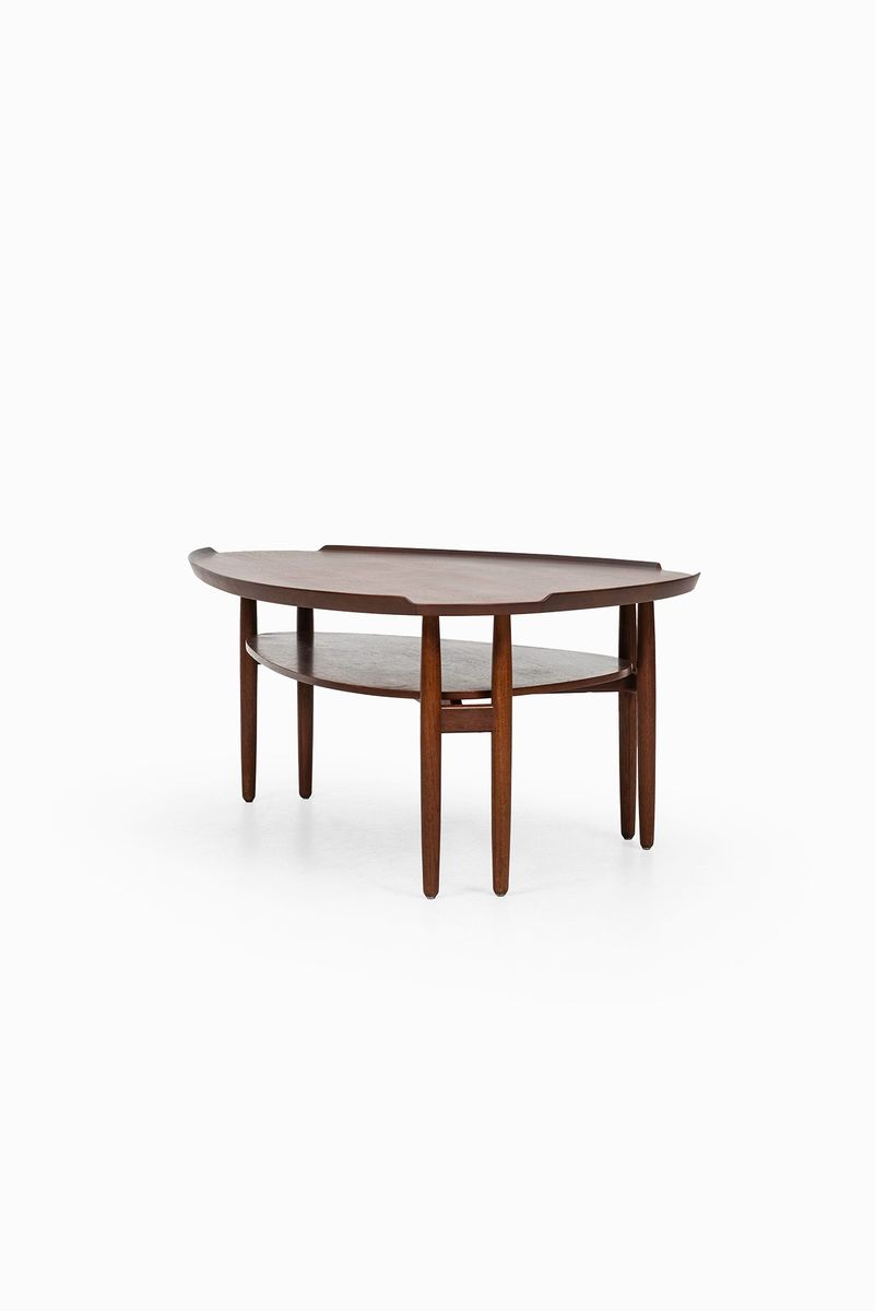 Coffee Table By Arne Vodder 1950s For Sale At Pamono