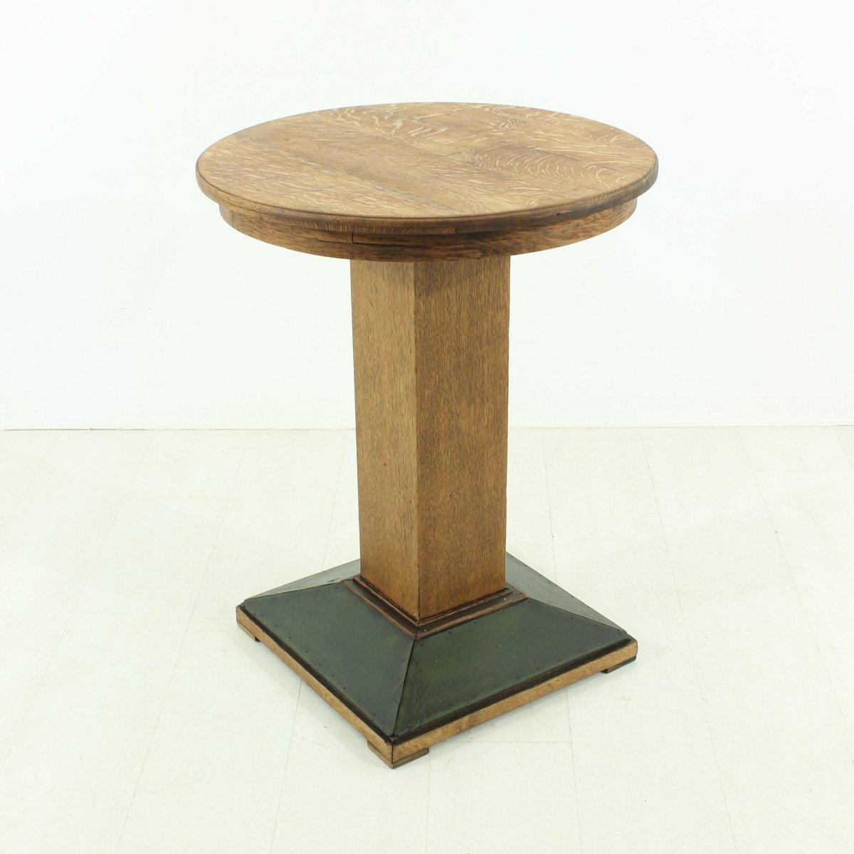 kleiner tavern tisch 1920er bei pamono kaufen. Black Bedroom Furniture Sets. Home Design Ideas