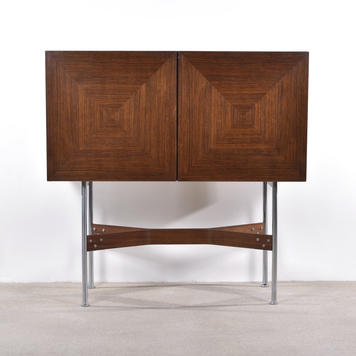 meuble de bar vintage par rudolf bernd glatzel pour fristho pays bas en vente sur pamono. Black Bedroom Furniture Sets. Home Design Ideas