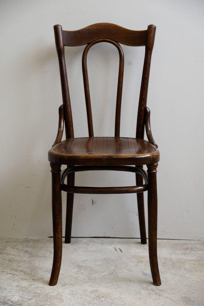antike wiener st hle von fischel 4er set bei pamono kaufen. Black Bedroom Furniture Sets. Home Design Ideas