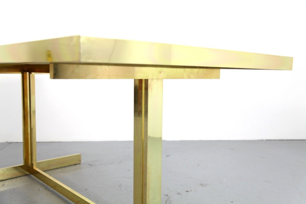 Brass Framed Dining Table 1970s for sale at Pamono : brass framed dining table 1970s 5 from www.pamono.se size 1280 x 854 jpeg 99kB