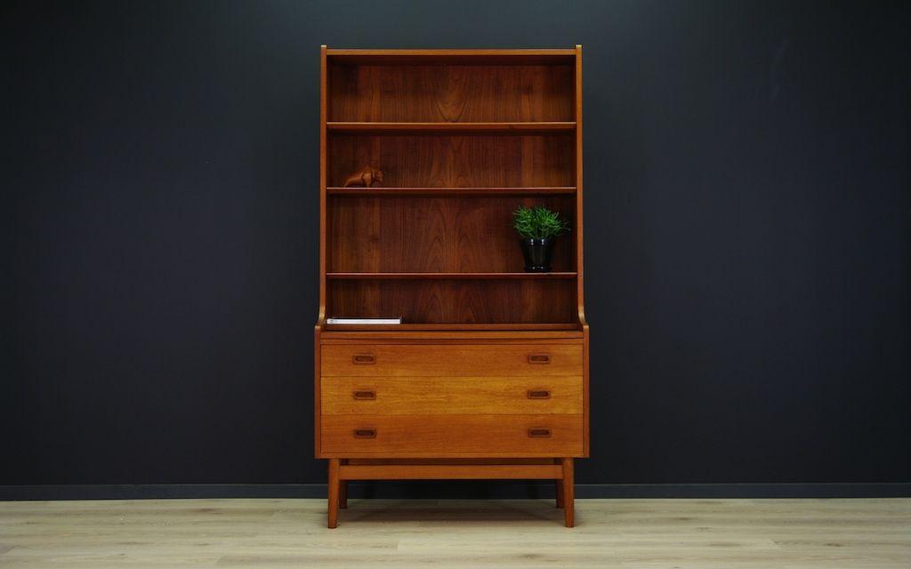d nischer teak sekret r von johannes sorth f r nex. Black Bedroom Furniture Sets. Home Design Ideas