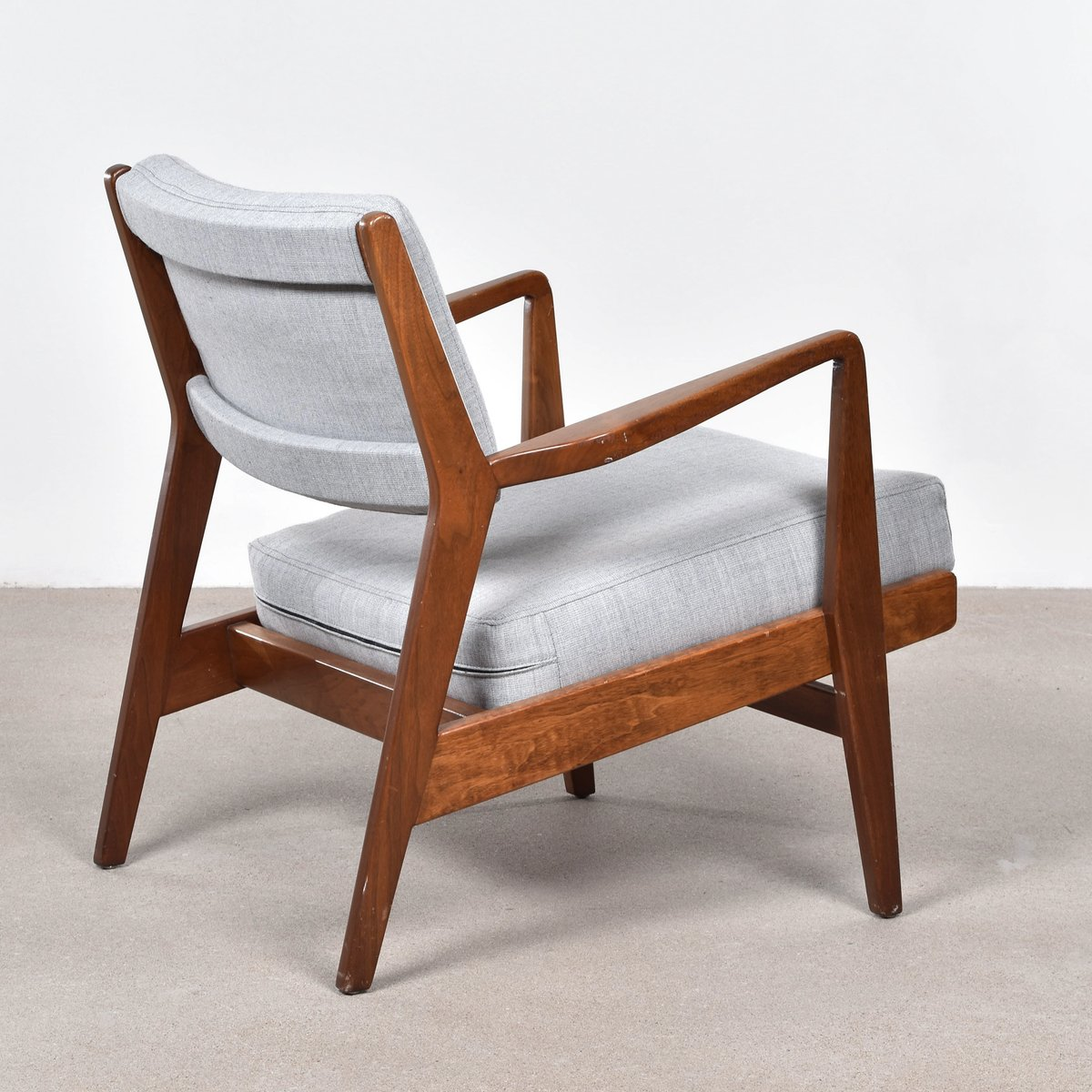Jens Risom Side Chair U4230 Easy Chair By Jens Risom 1960s For Sale At Pamono