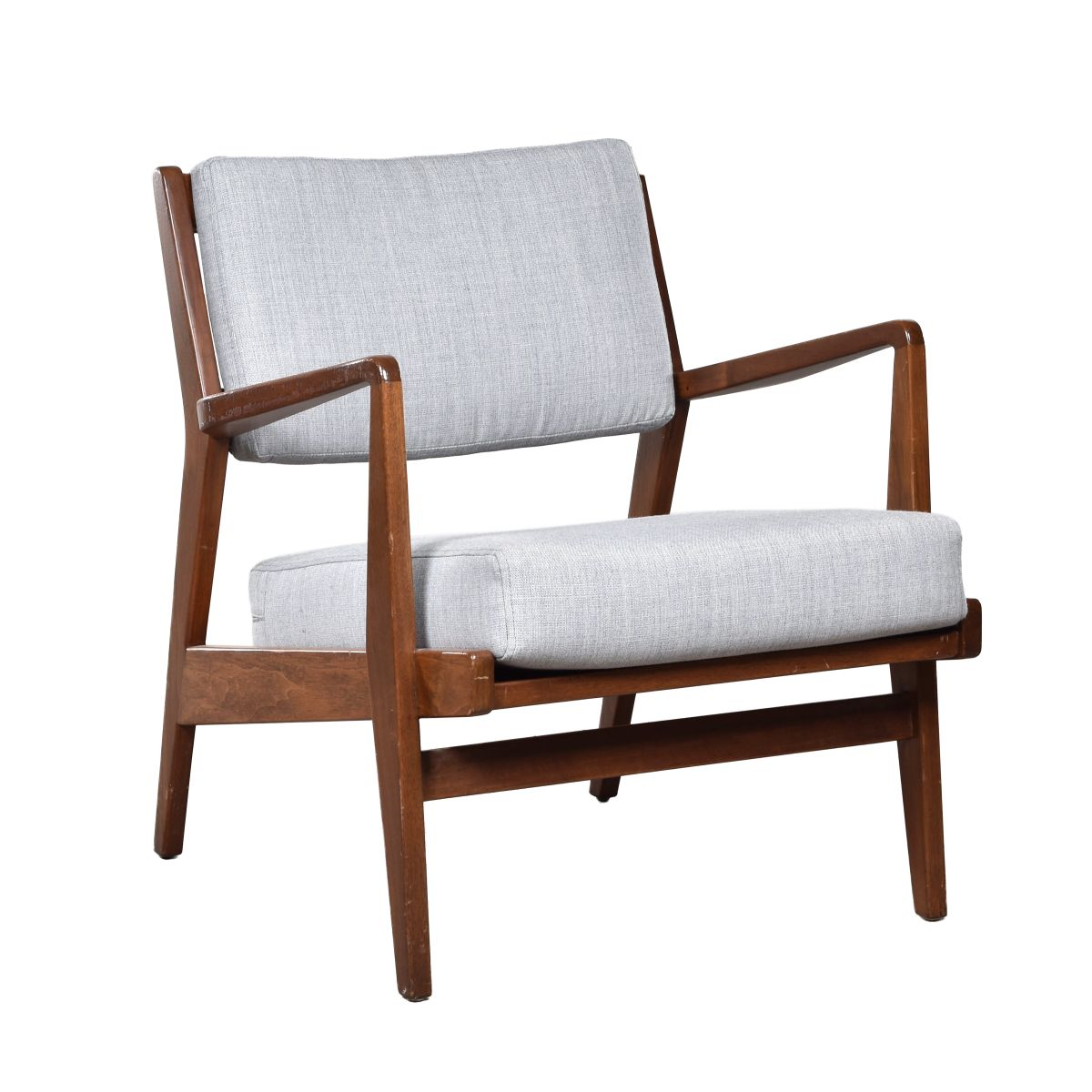 u easy chair by jens risom s for sale at pamono - u easy chair by jens risom s