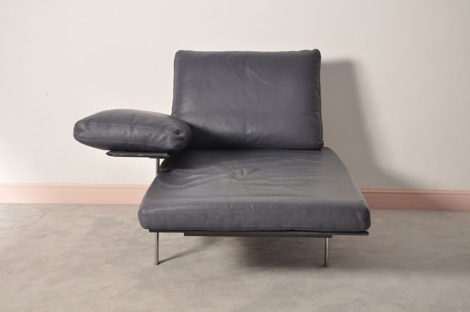 Diesis chaise longue by paolo nava antonio citterio for for Chaise longue for sale uk