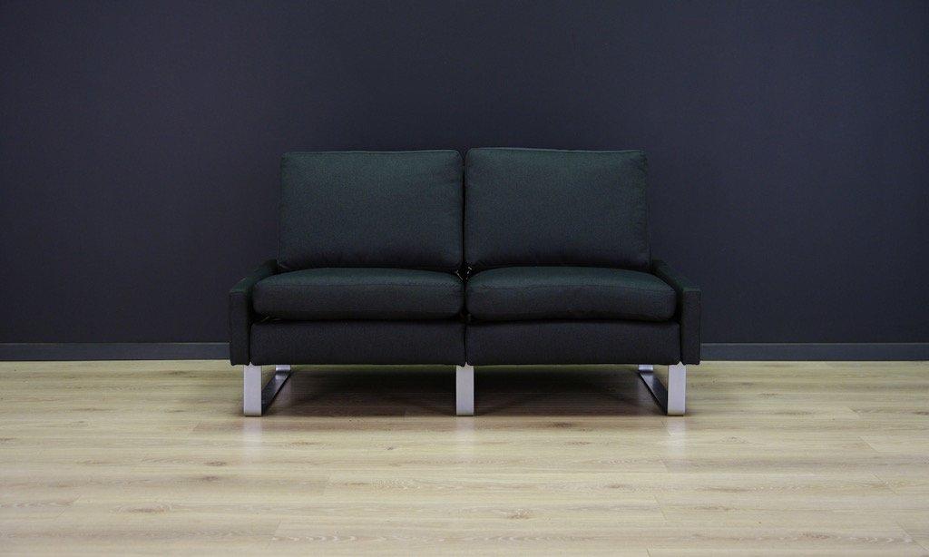 conseta zwei sitzer sofa von friedrich wilhelm m ller f r cor 1960er bei pamono kaufen. Black Bedroom Furniture Sets. Home Design Ideas