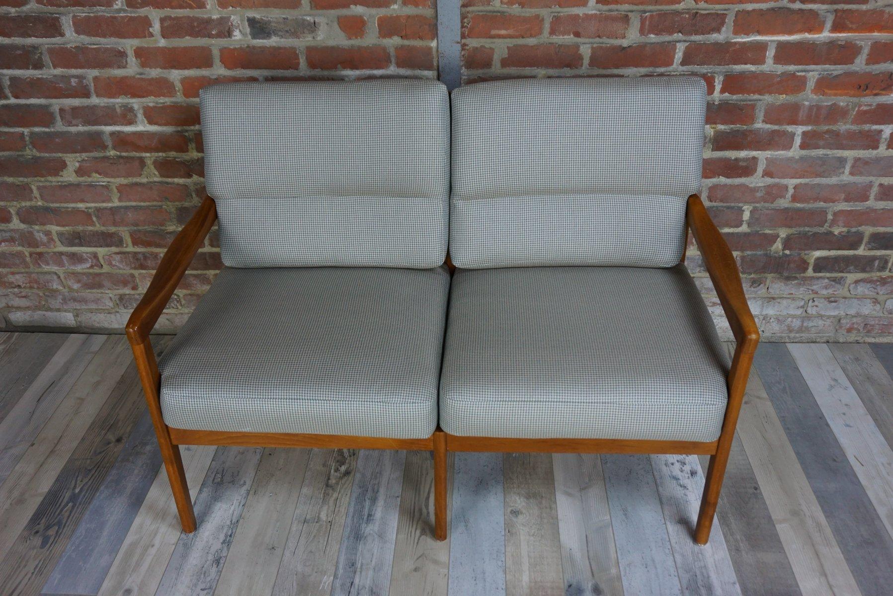Vintage TwoSeater Sofa from Casala Möbel for sale at Pamono -> Vintage Möbel Nrw