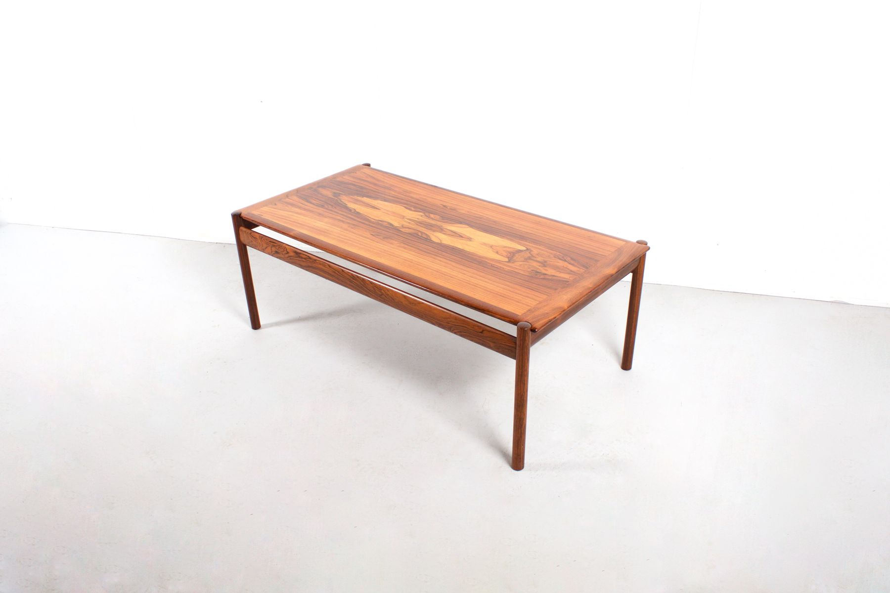 Rosewood Coffee Table By Sven Ivar Dysthe For Dokka M Bler 1960s For Sale At Pamono