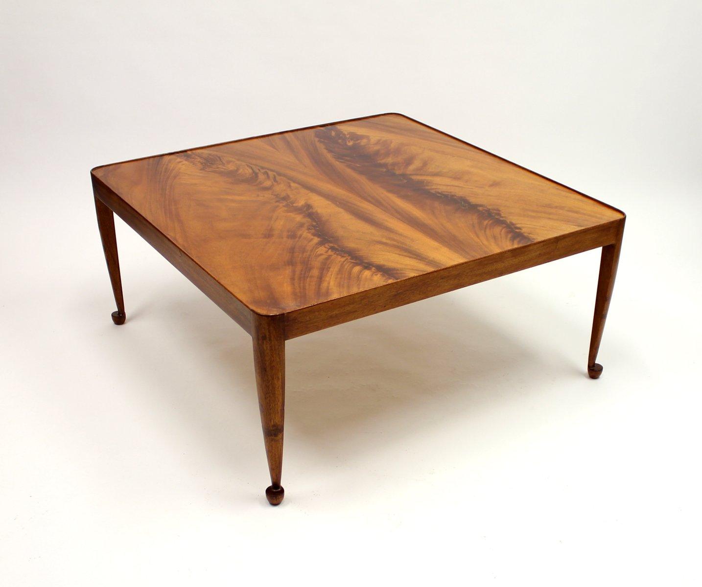 alanda square coffee table by paolo piva for bb italia