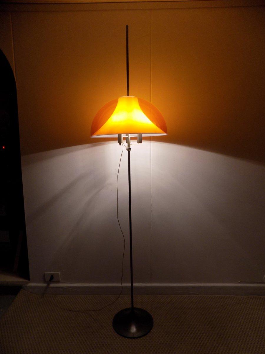 Lampada Da Terra Di Arteluce Italia Anni 39 60 In Vendita