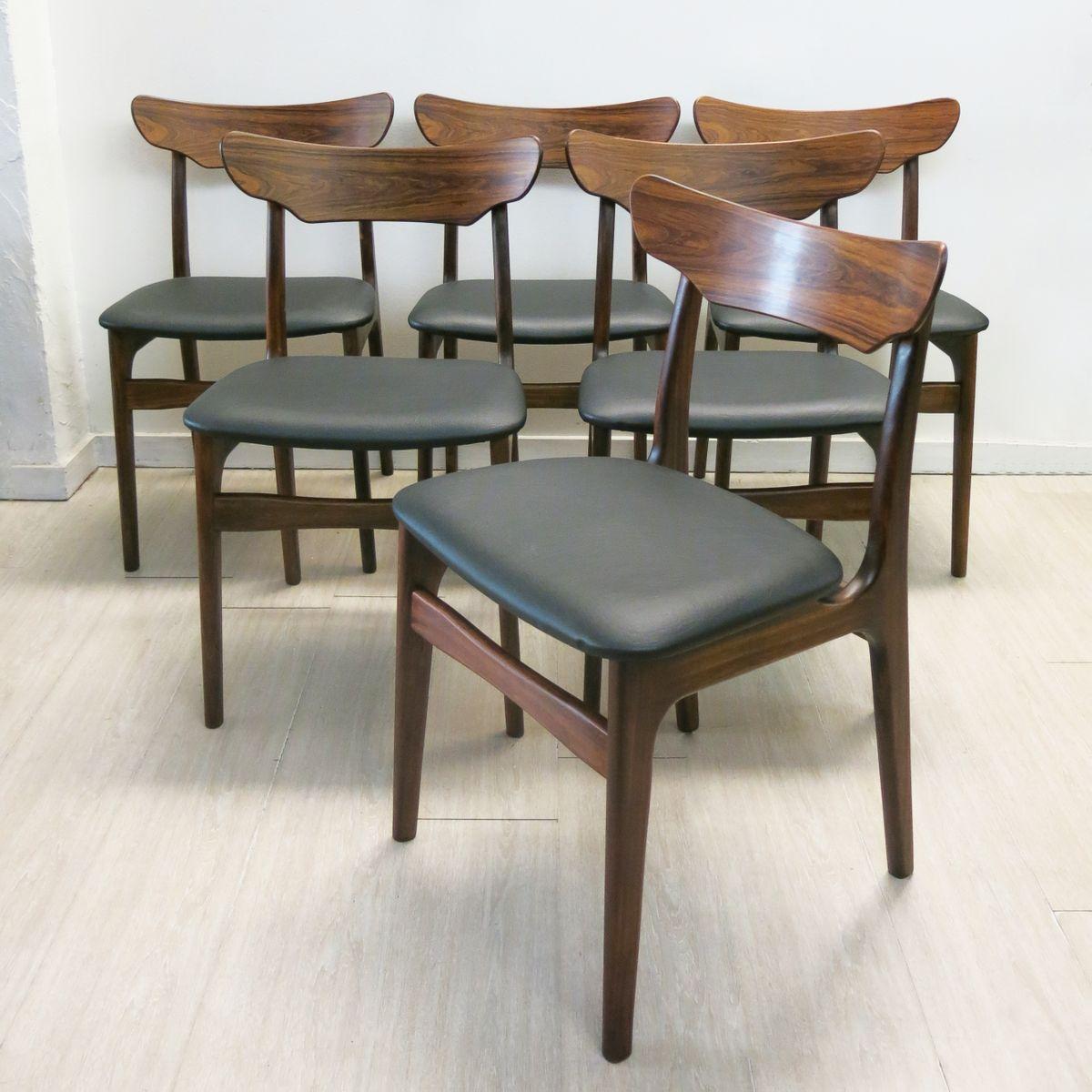 palisander esszimmerst hle von schionning elgaard. Black Bedroom Furniture Sets. Home Design Ideas