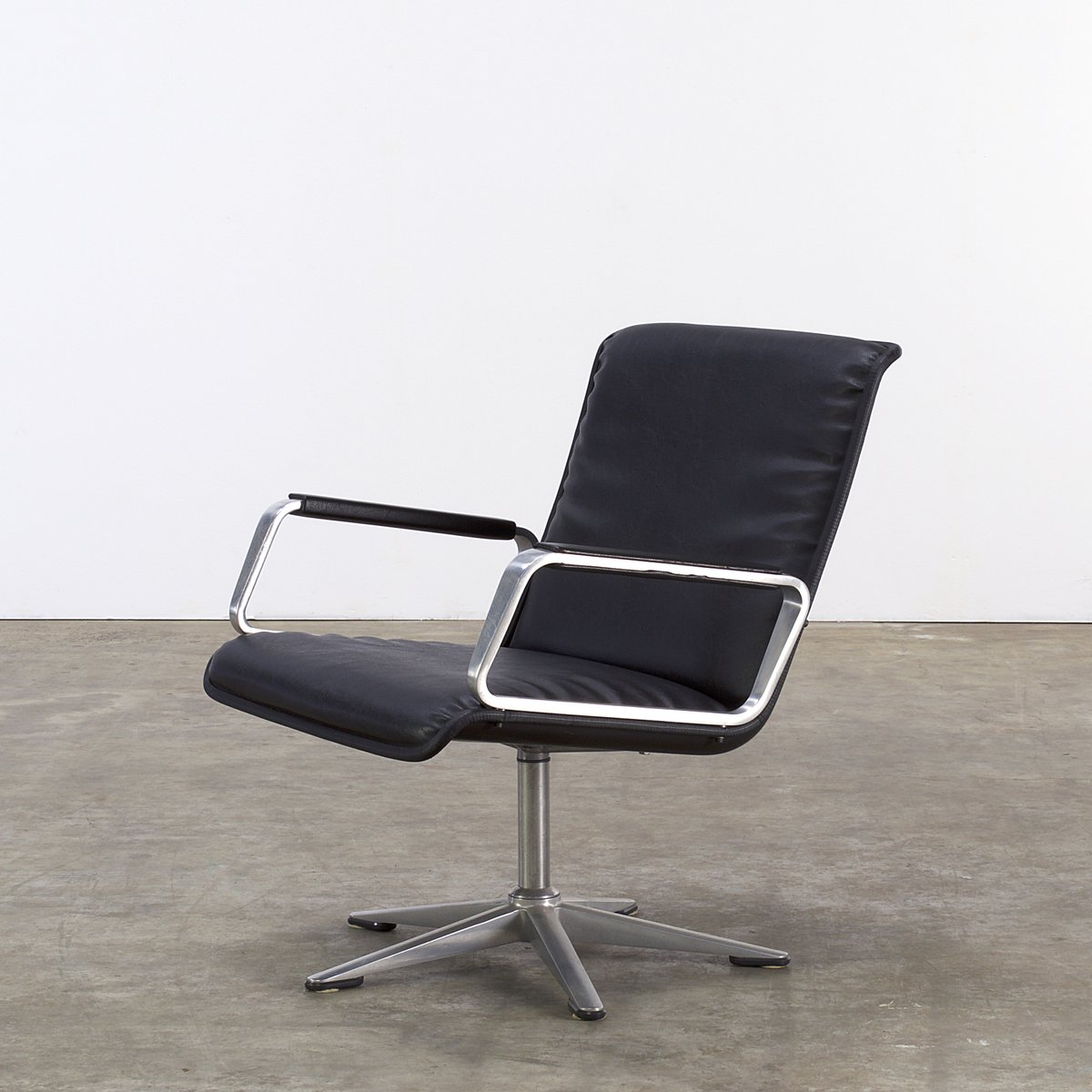 delta series office lounge chair from wilkhahn, 1970s for sale at