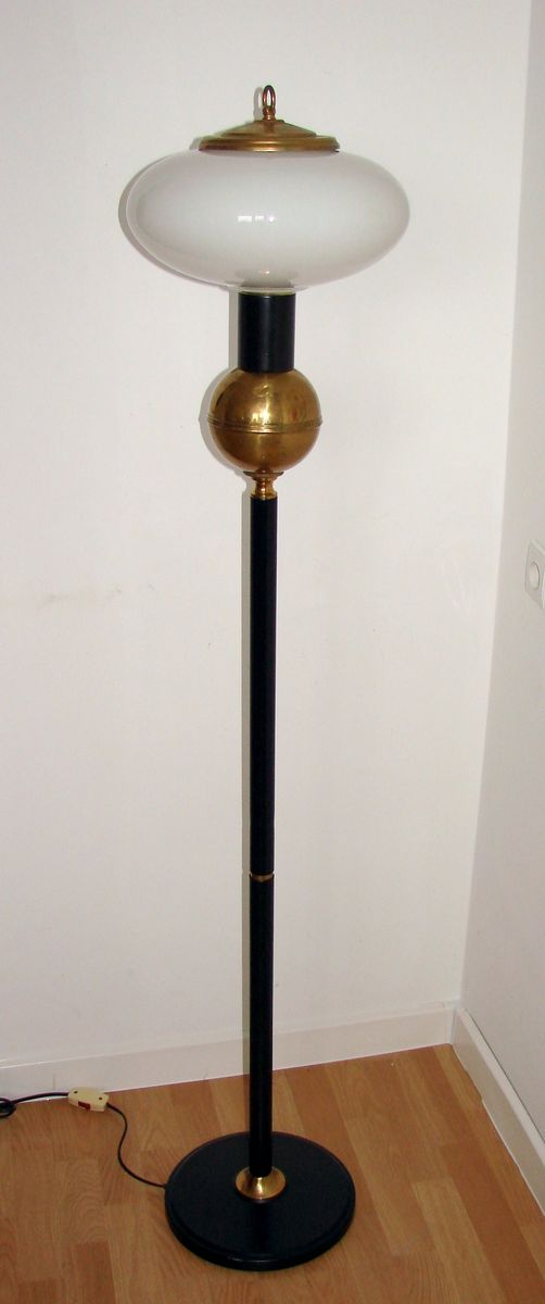 Mid century modern floor lamp for sale at pamono for Modern floor lamp on sale