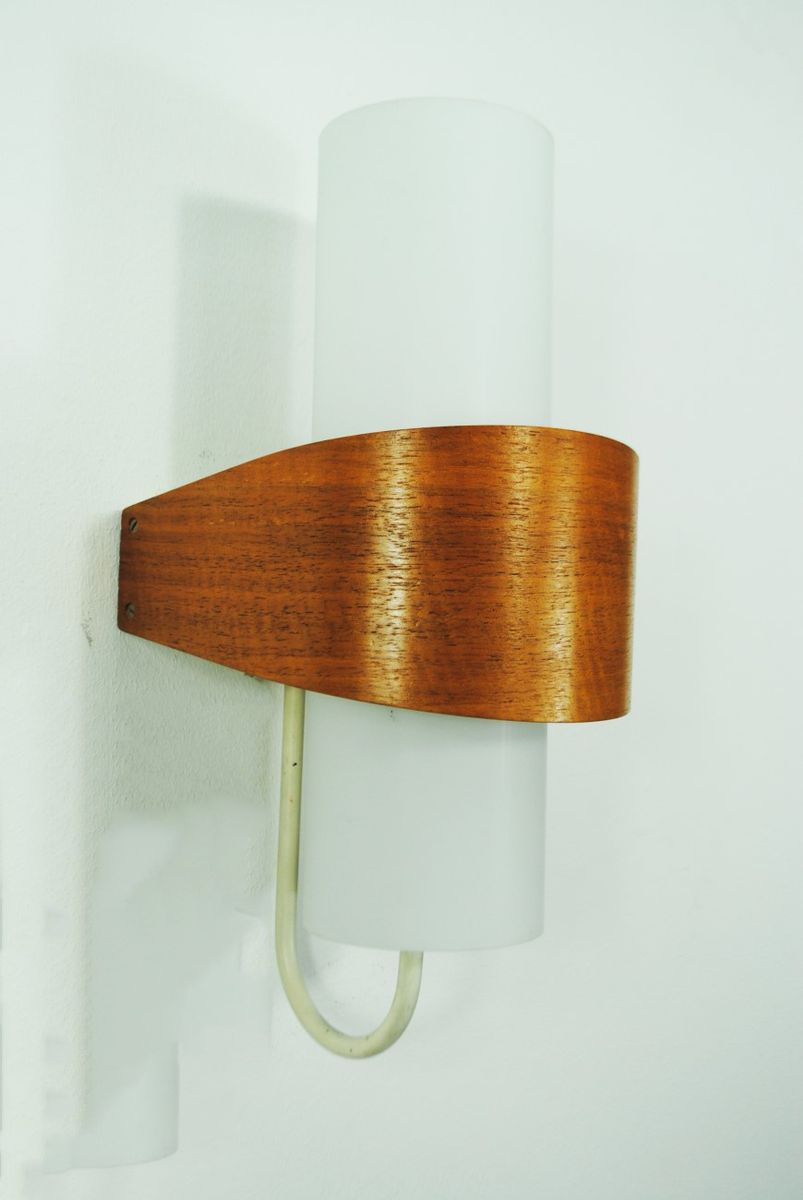 Vintage wall lamp by louis kalff for philips for sale at pamono aloadofball Gallery