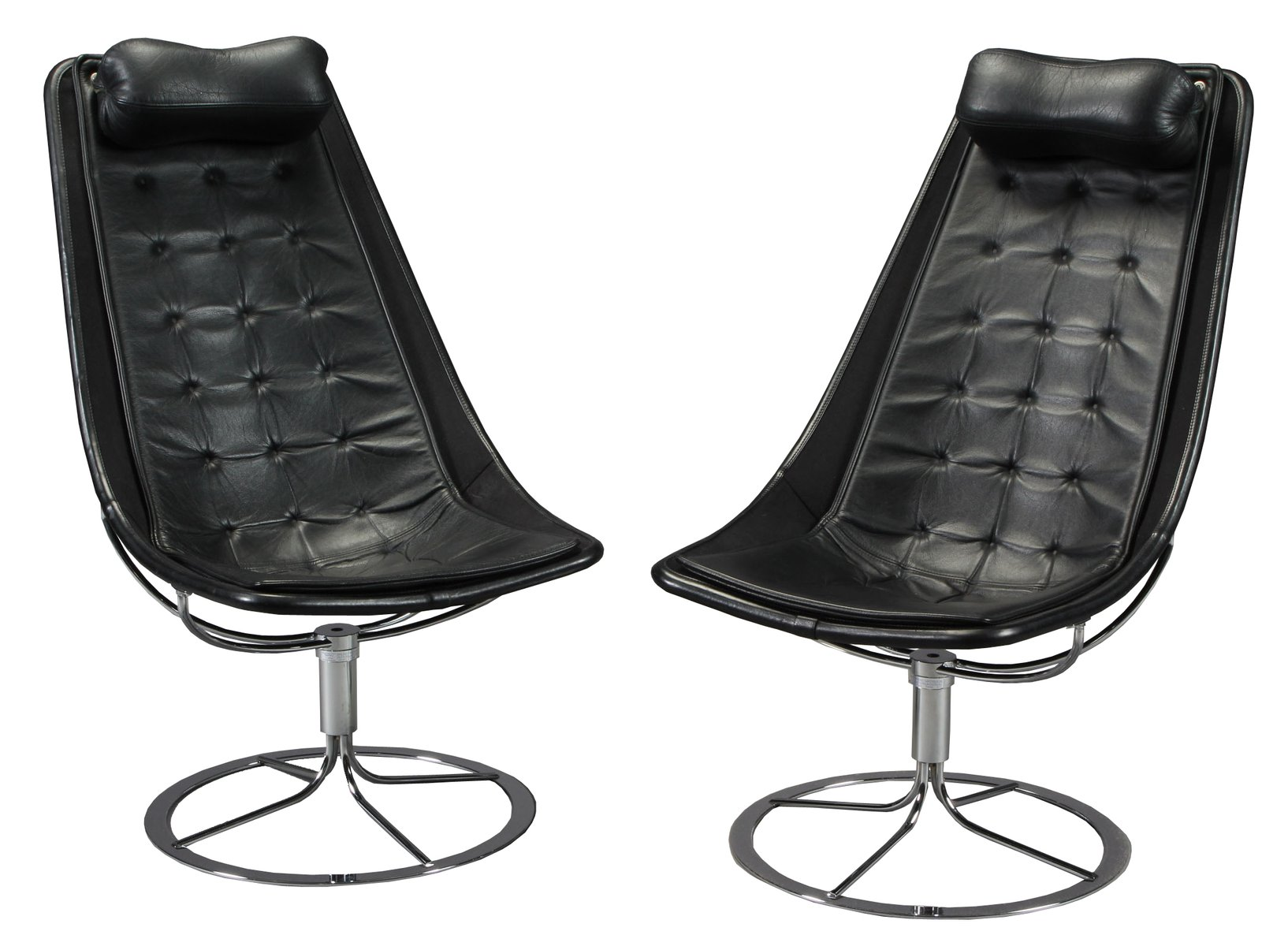 Jetson 66 Lounge Chair by Bruno Mathsson 1960s for sale at Pamono