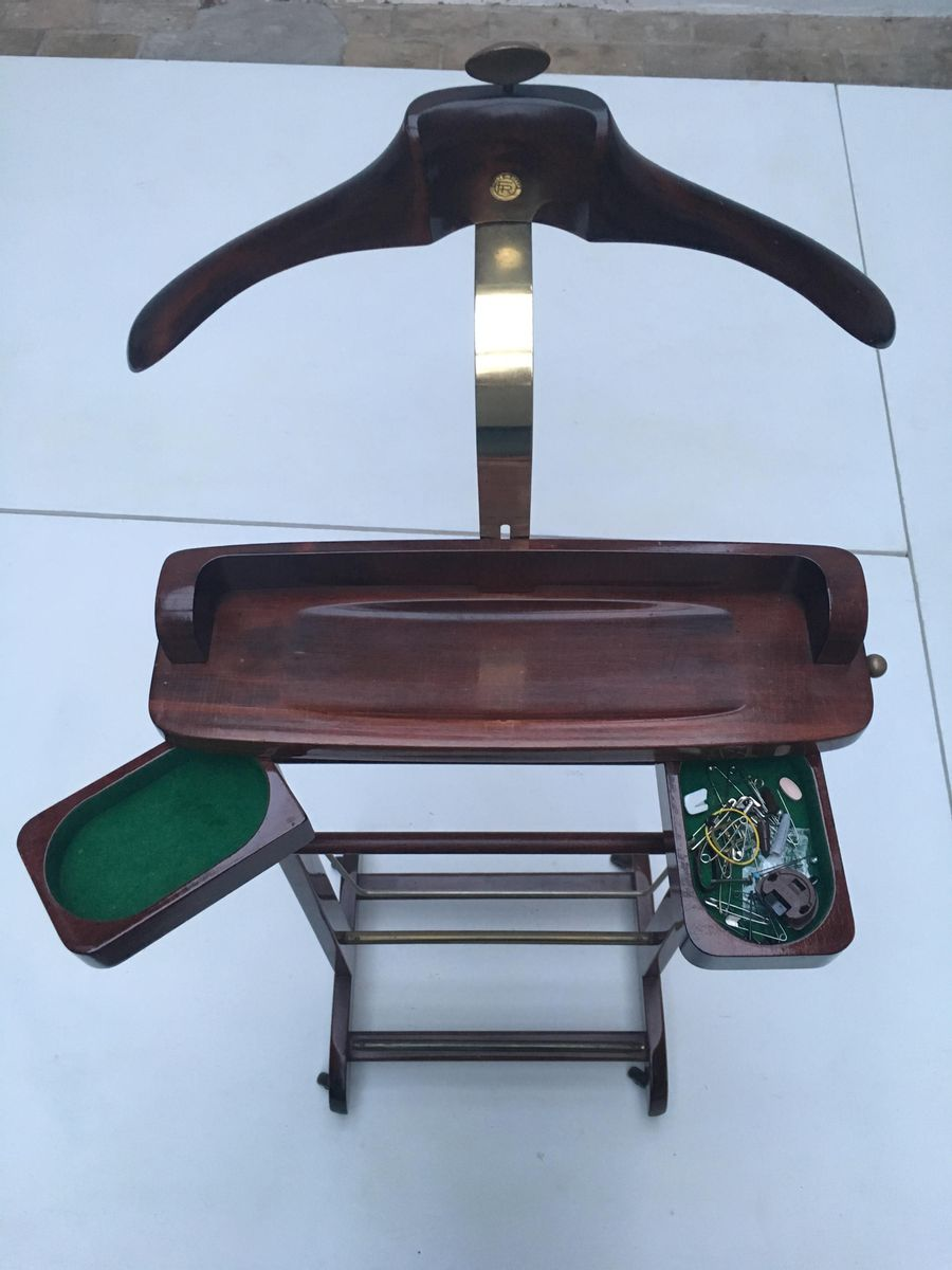 Valet Stand from Fratelli Reguitti, 1950s for sale at Pamono