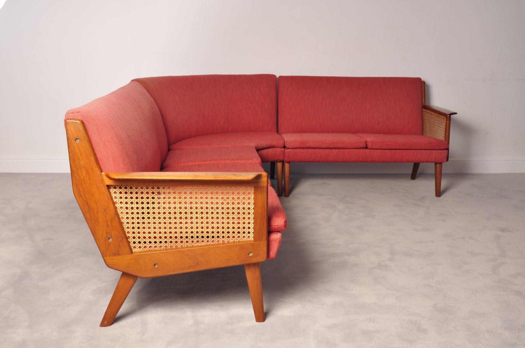 Scandinavian Sectional Teak Corner Sofa For Sale At Pamono
