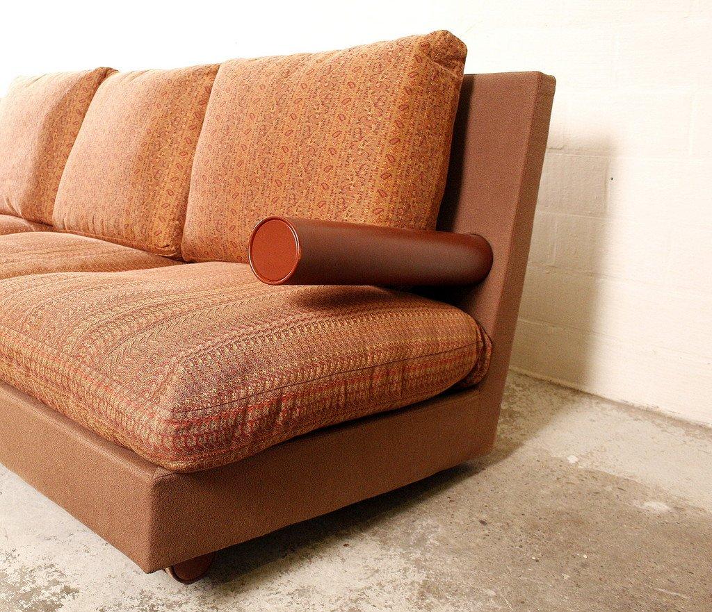 Large Three Seater Baisity Sofa By Antonio Citterio For B B Italia 1986 For Sale At Pamono