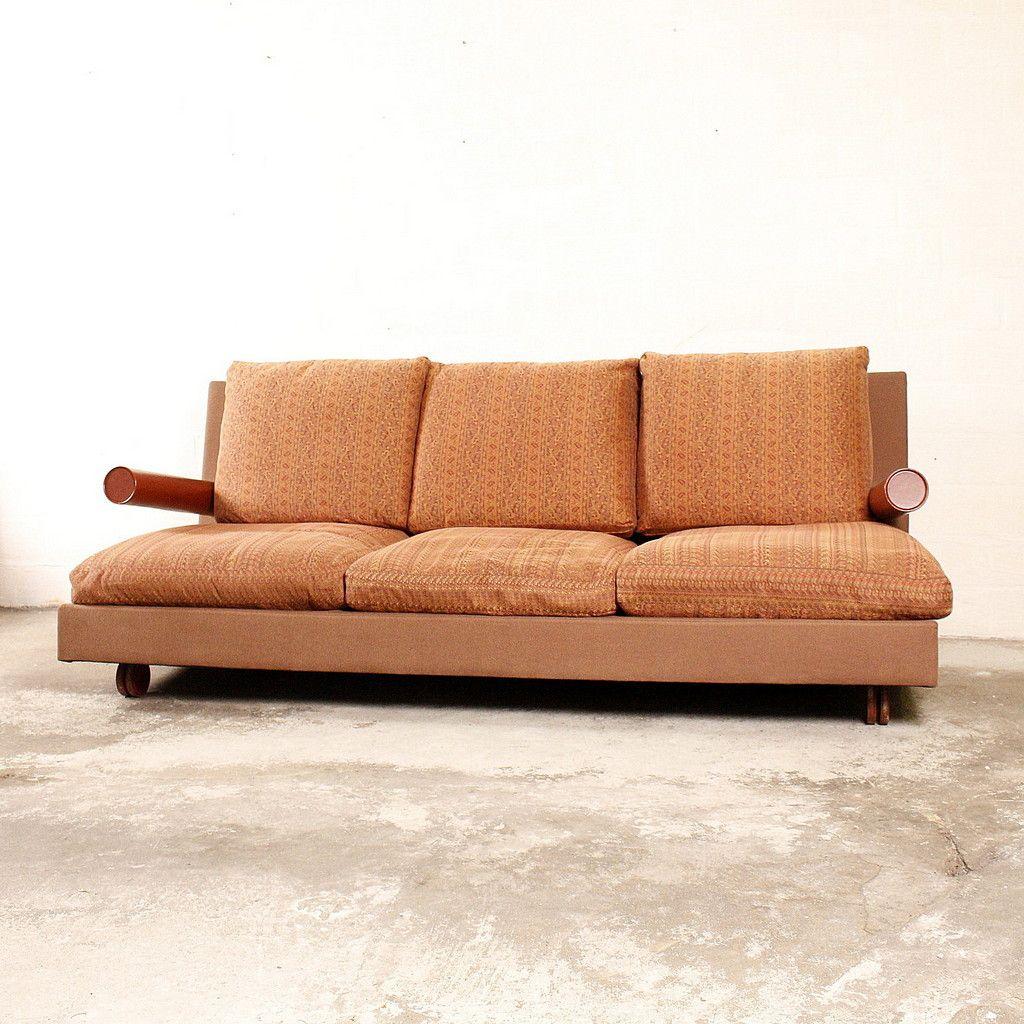Breites sofa  Breites Drei-Sitzer Baisity Sofa von Antonio Citterio für B&B ...