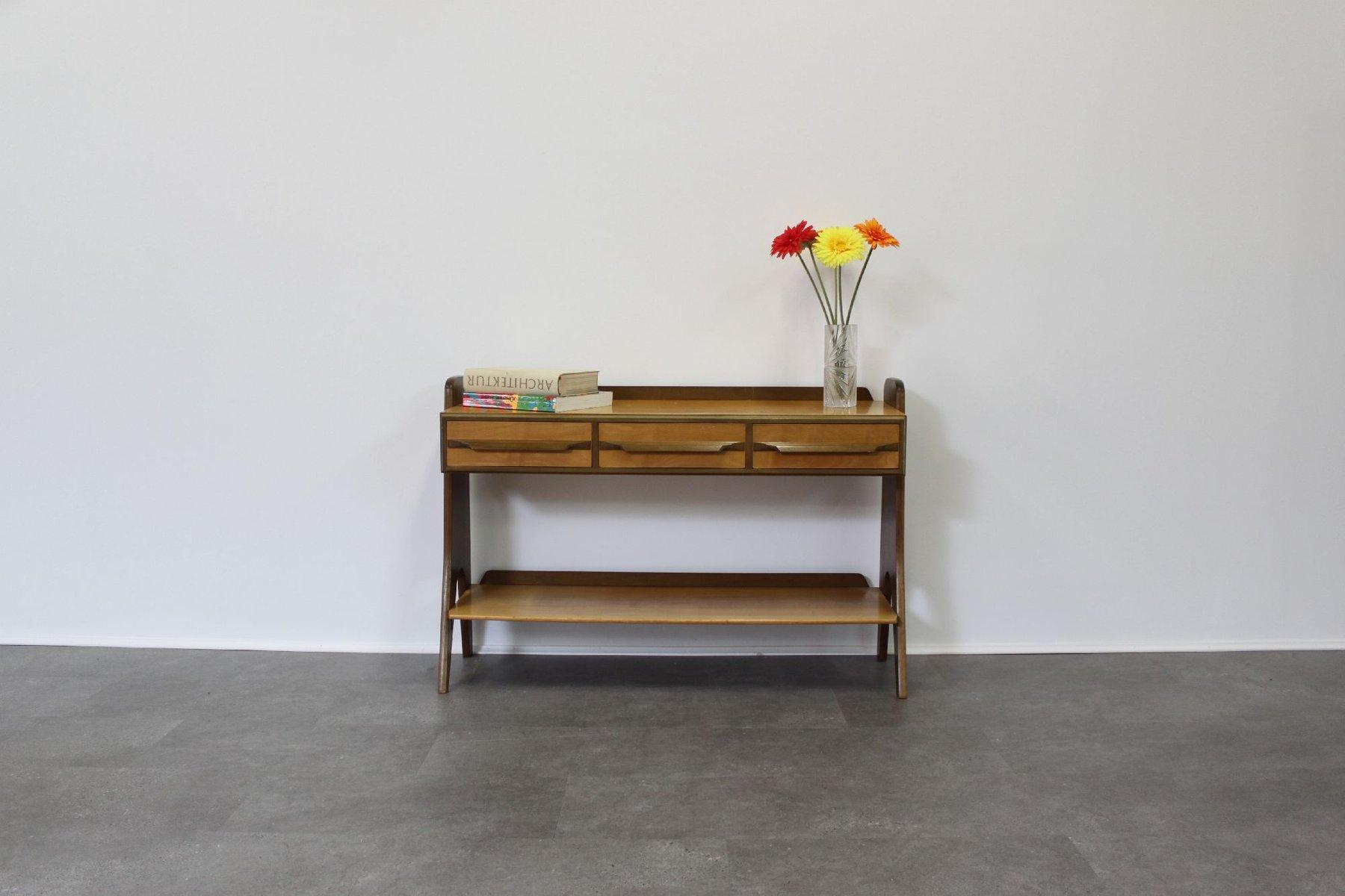 sideboard von karl nothhelfer f r pollmann m bel bei pamono kaufen. Black Bedroom Furniture Sets. Home Design Ideas