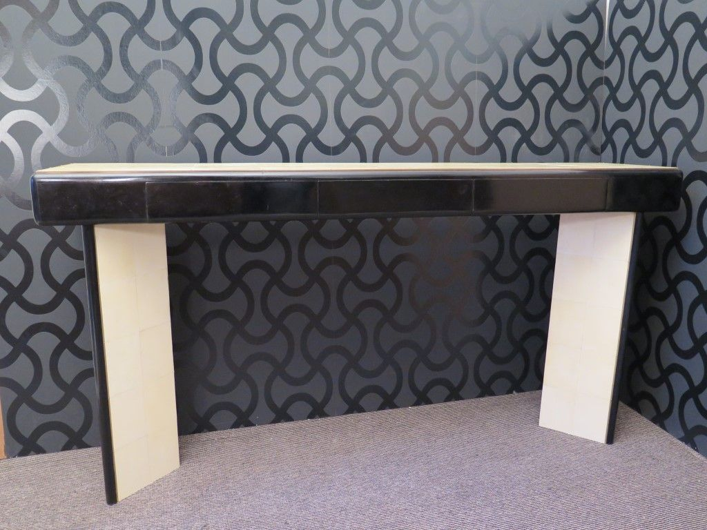 Art deco console table 1940s for sale at pamono art deco console table 1940s geotapseo Image collections
