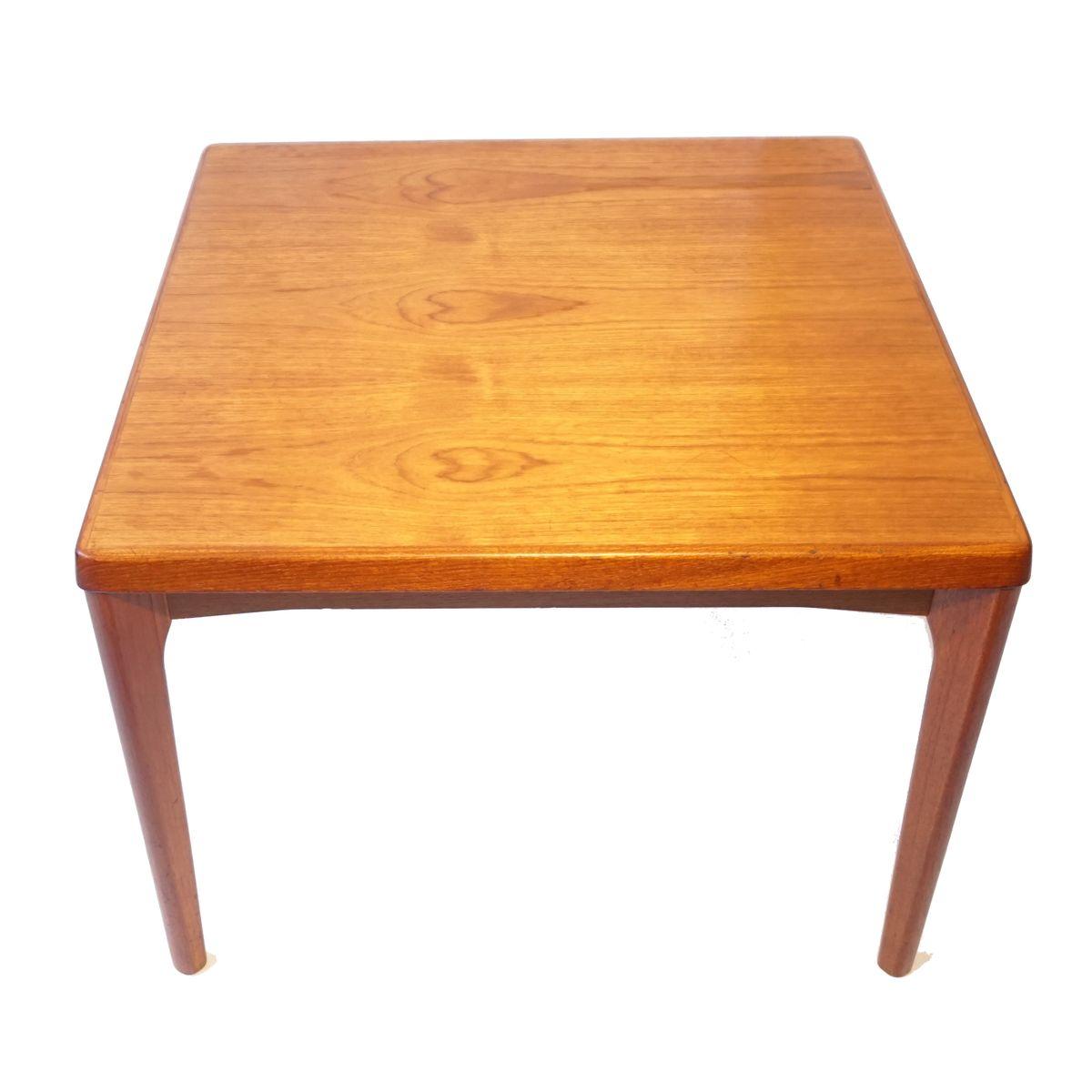 Teak Coffee Table By Henning Kjaernulf For Vejle Stole Og M Belfabrik
