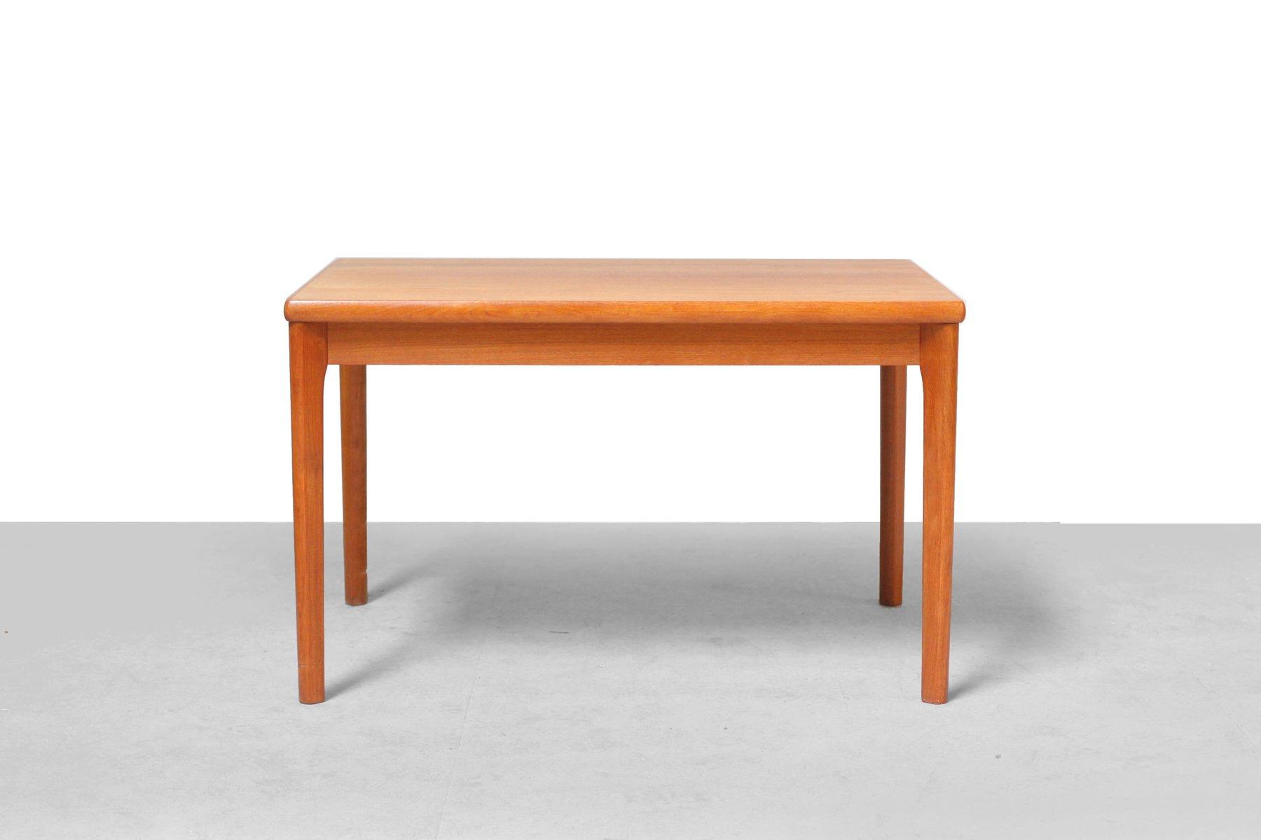 Danish Modern Dining Table Danish Modern Teak Dining Table 1960s For Sale At Pamono